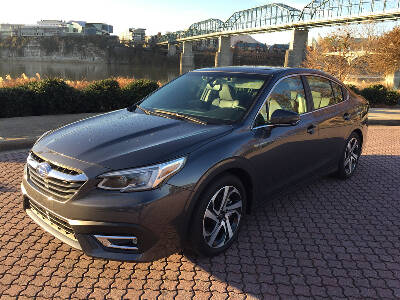 Test Drive 2020 Subaru Legacy Combines Sure Footedness With Tesla Like Tech And The 260 Horsepower Turbo Option Is A Must Chattanooga Times Free Press