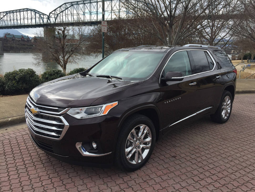 Test Drive 2020 Chevy Traverse Awd High Country Combines Luxury And Practicality Chattanooga Times Free Press