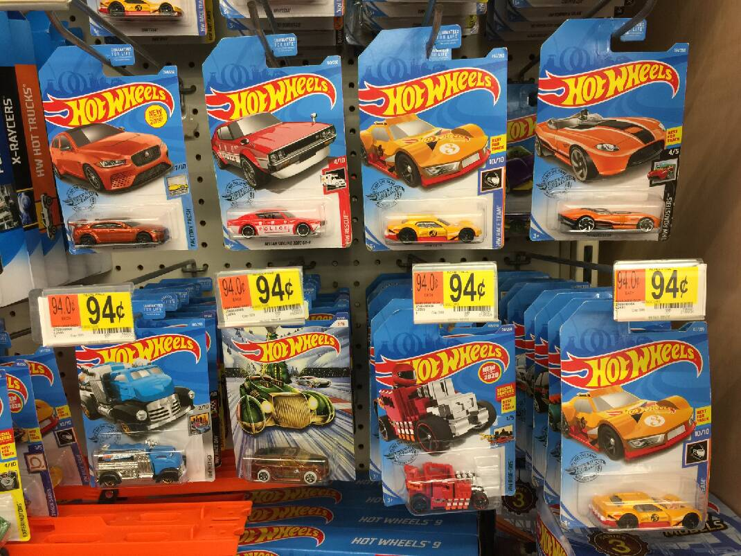 Your Hot Wheels Cars Could Be Worth More Than You Think Chattanooga Times Free Press
