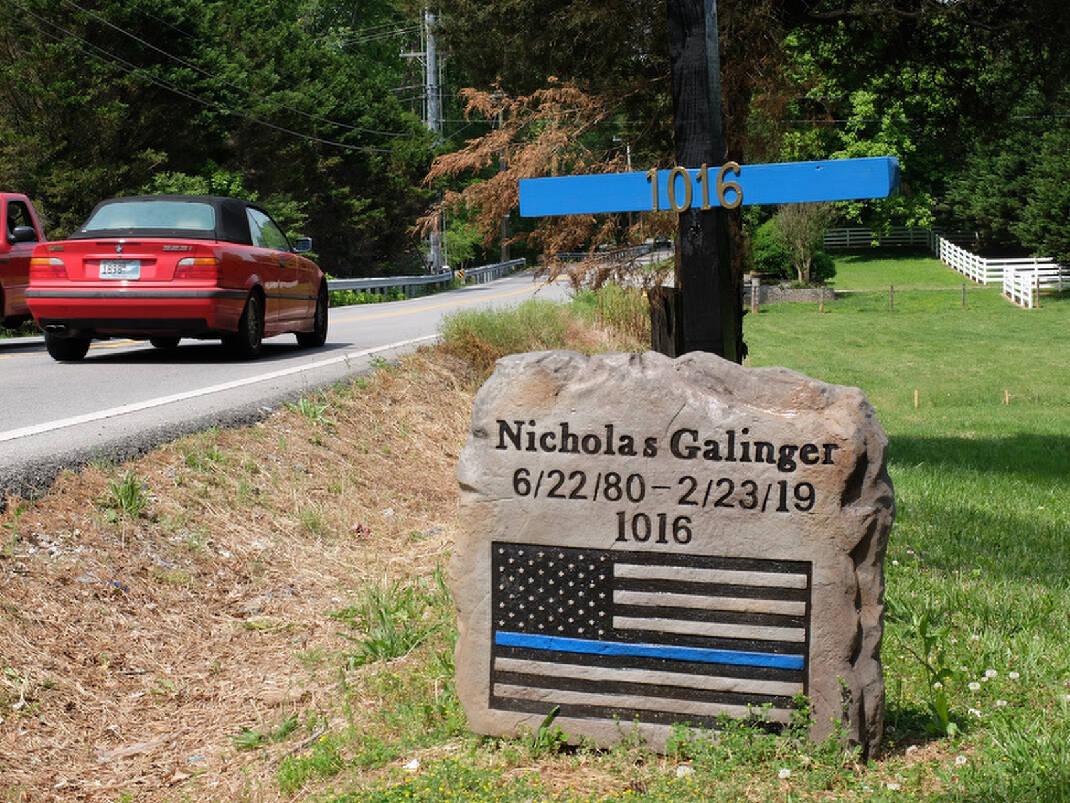 Family of fallen Chattanooga officer Nicholas Galinger still mourning a year later