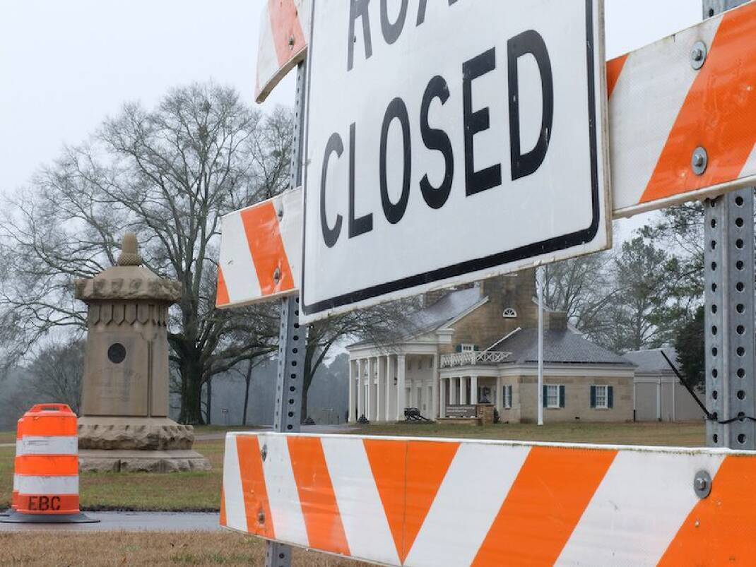 Chickamauga and Chattanooga National Military Park closing to public Friday due to COVID-19 concerns