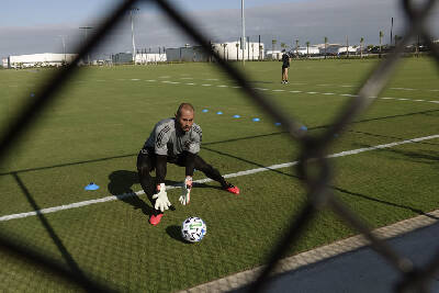 Four Major League Soccer Teams Allow Individual Workouts More To Follow Chattanooga Times Free Press