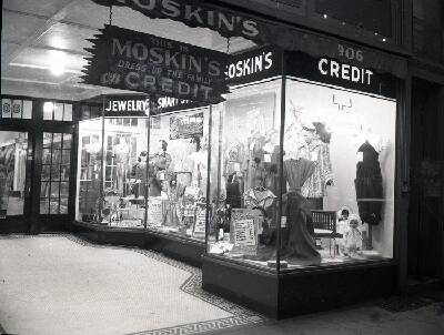 Remember When Chattanooga Moskin S Clothing Store On Market Street Was A Downtown Tradition Chattanooga Times Free Press