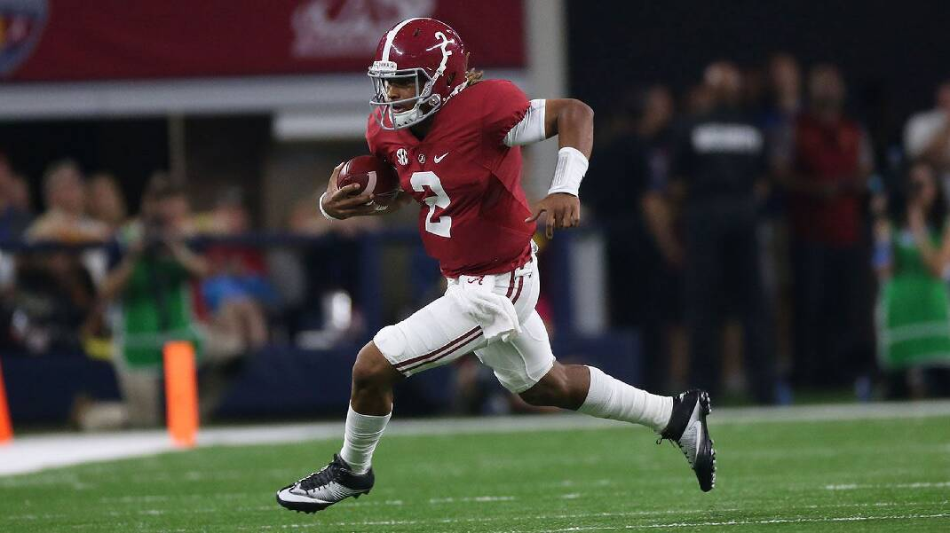 Alabama-USC opener in jeopardy of being scratched; Jay Graham punished