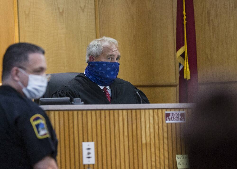 judge declines to consider dismissing charges against
