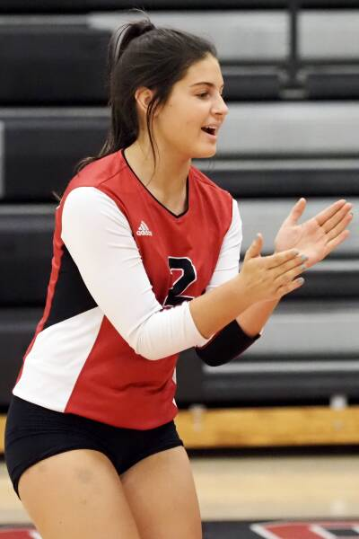 Signal Mountain impressive in volleyball sweep of Ooltewah