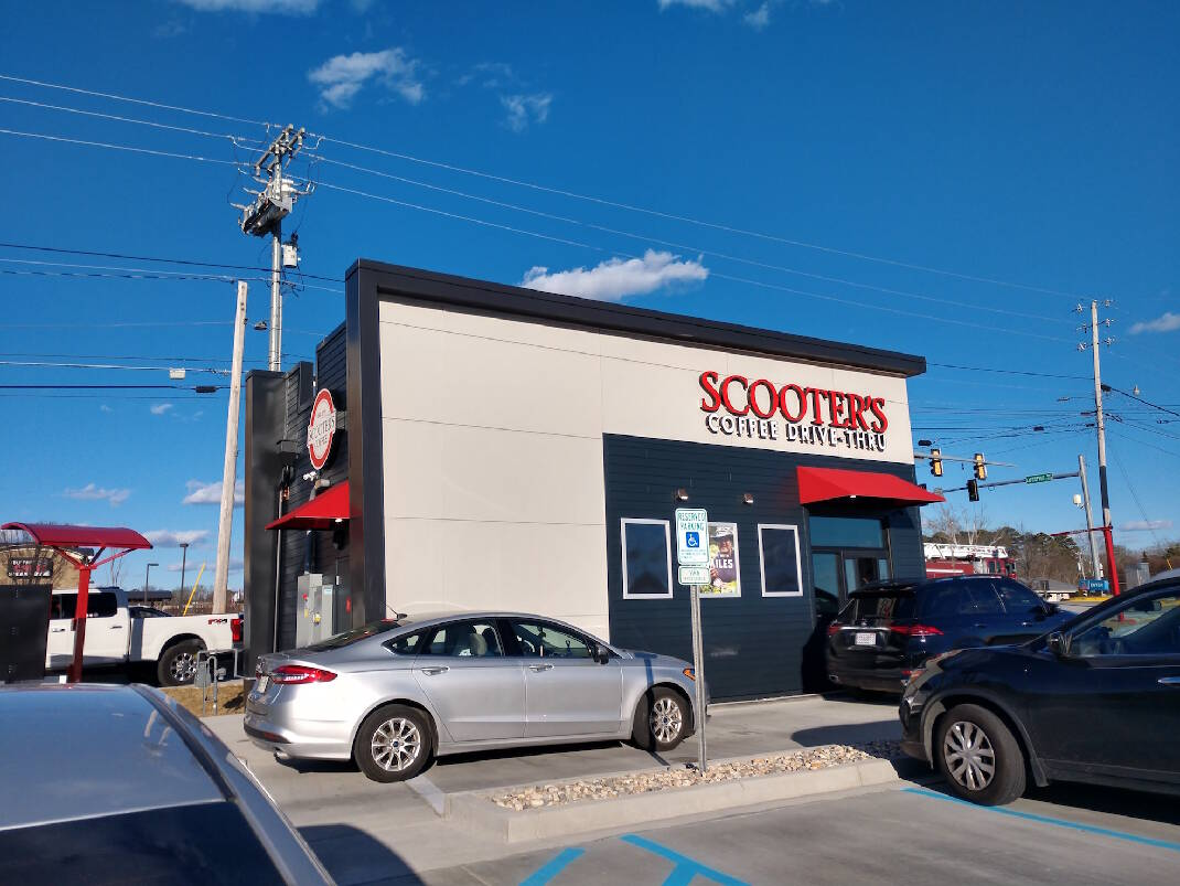 Scooter S Coffee Opens First Chattanooga Unit With Highway 58 Next And Up To 15 Planned Chattanooga Times Free Press