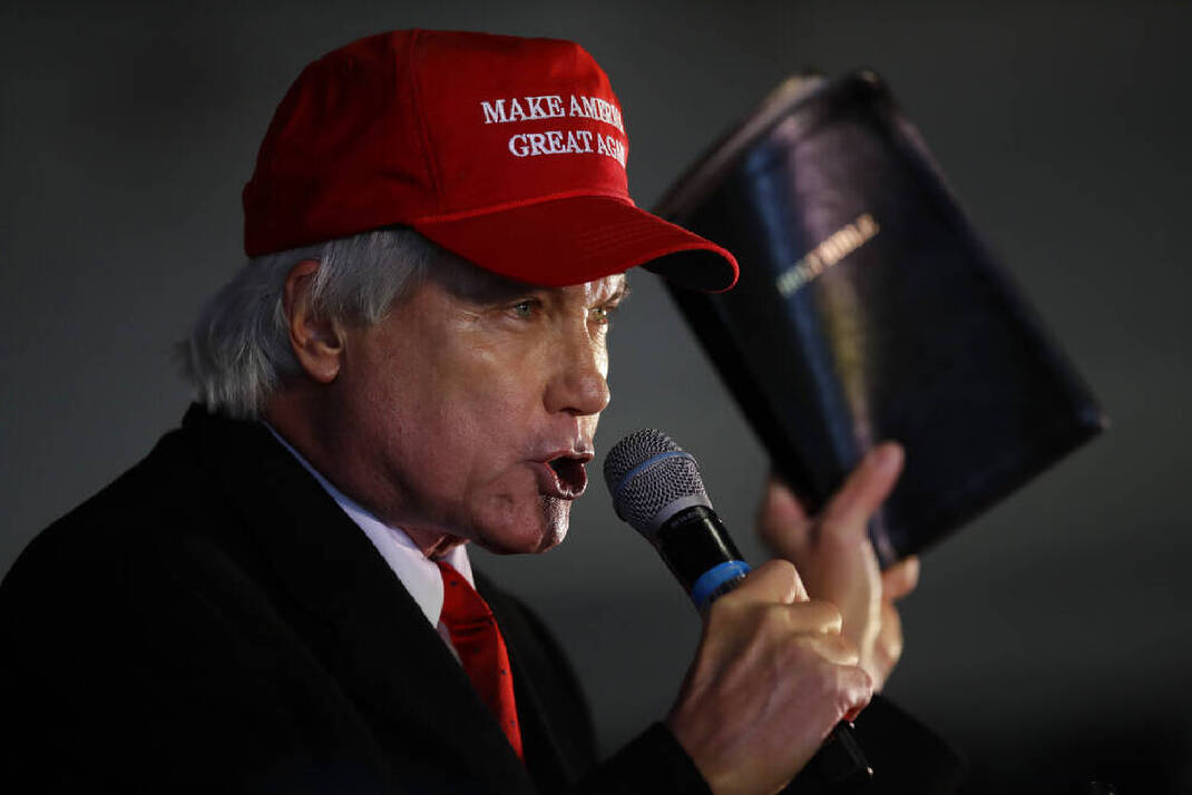 TV station: Trump-supporting attorney Lin Wood probed for possible election  fraud | Chattanooga Times Free Press