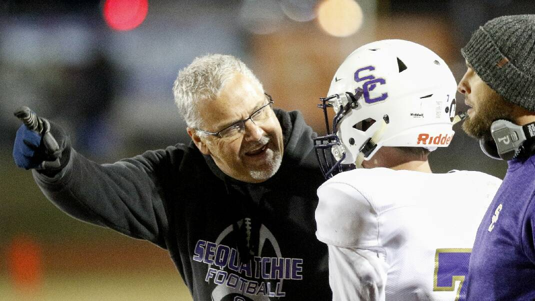 For a second straight day a prep football coach has resigned from a Chattanooga-area program