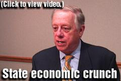 Gov. Bredesen discusses state's economic downturn