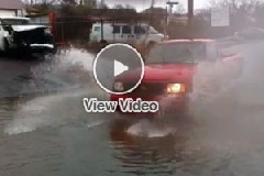 Video: Flooding in Cleveland area