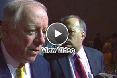 Gov. Bredesen speaks on Harbison commuting