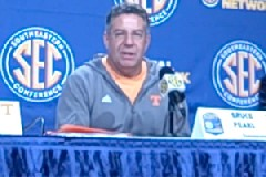 Video: Bruce Pearl press conference