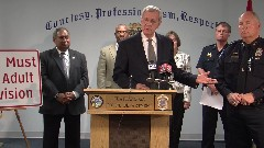 Video: Chattanooga leaders discuss Coolidge Park shootings