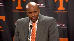 Cuonzo Martin introduced as new UT coach
