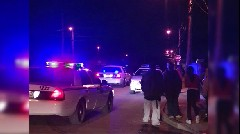 Five shot on Walker Street in Chattanooga