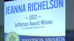 Jeanna Richelson wins local Jefferson Award
