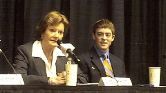 Pat Summitt News Conference