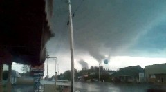 Man films deadly Rainsville, Ala., tornado