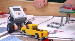 Students showcase robotics skills