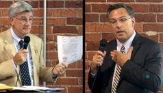 Greg Vital and Todd Gardenhire trade jabs for Senate District 10