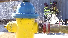 Dalton, Ga., hosting Smoke Divers firefighter training