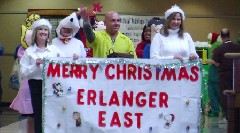 Erlanger's Miracle Children kickoff the holiday season