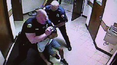 Surveillance video shows savage beating by Chattanooga police