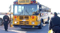 Tennessee Highway Patrol doing surprise school bus inspections